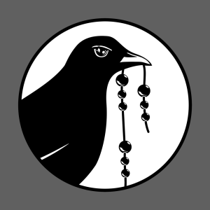 Bead Gallery Crow Avatar Logo