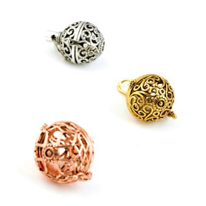Bola Bell Charms