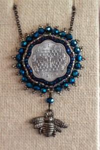 jewelry making classes - Beaded Bezels