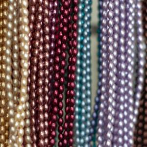 Synthetic Pearls Strands - jewelry supplies Austin