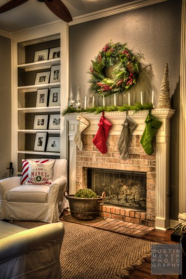 Austin Woman Magazine holiday interior design editorial