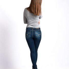 womens ladies jeans blue fashion austin commercial photographer