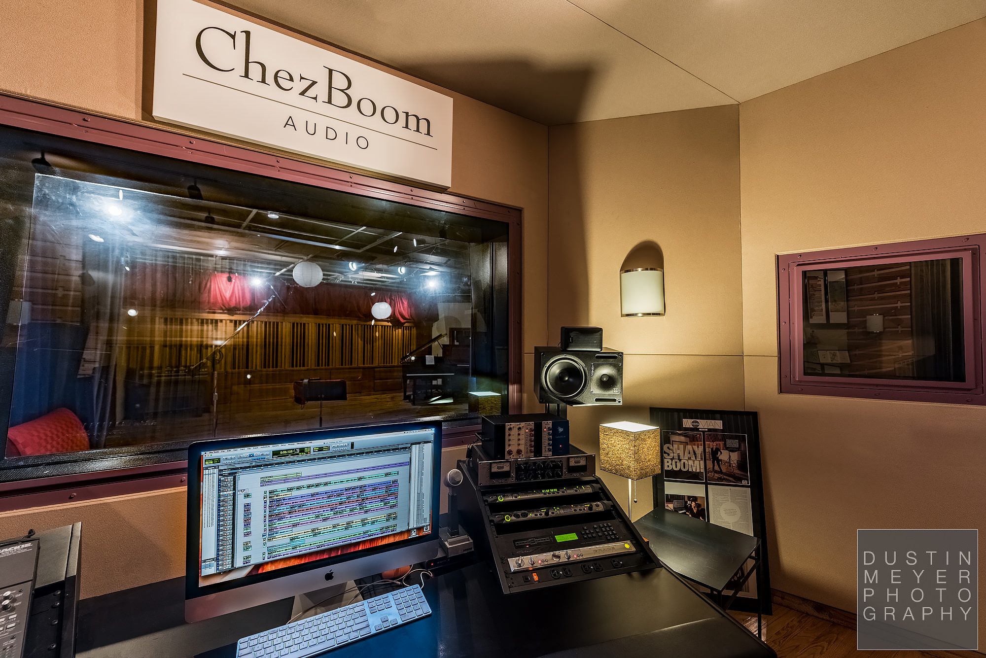 Real Estate Photos: Chez Boom Audio