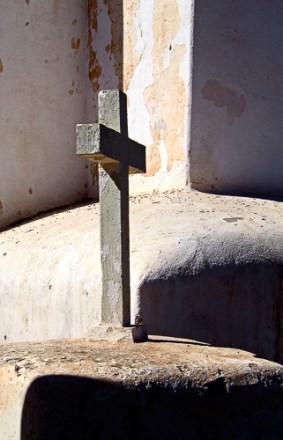 Grey Cross in Chihuahua by Jann Alexander ©2013