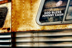Blessings for Johnny Cash by Jann Alexander © 2013