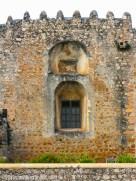 El Convento de San Miguel Arcángel de Maní Window by Jann Alexander ©2015