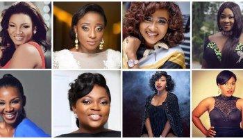 Top 20 Most Beautiful Actresses in Nigeria - Austine Media