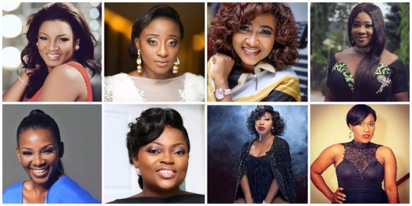Top 20 Most Richest Actresses In Nigeria - Austine Media