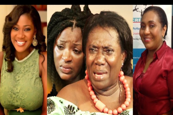 Top 10 Nollywood Actresses that Cry the Most in Movies