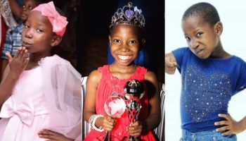 Biography and Net Worth of Nigerian Kid Comedienne