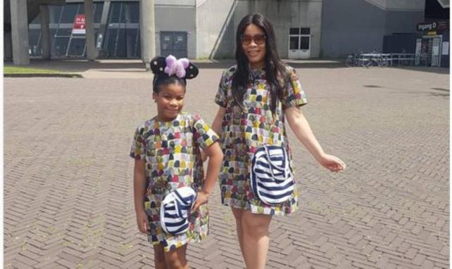 10 Nigerian Celebrities Playing The Role Of Father For Their Children