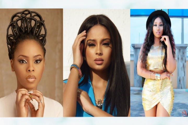Top 10 Most Beautiful Female Musicians In Nigeria In 2020 Austine Media