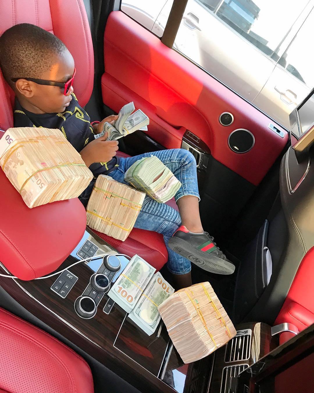 Top 10 Most Richest Kids in Nigeria in 2020 21