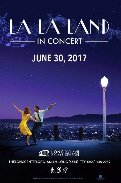 La La Land in Concert at The Long Center