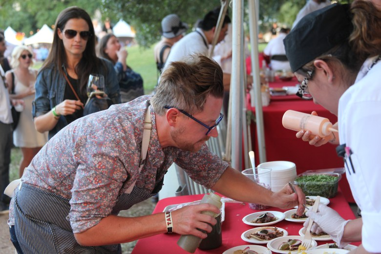 Richard Blais Rock your Taco 2015