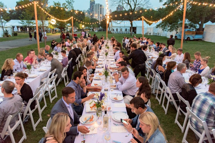 Austin Food and Wine Festival Under the Stars