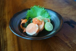 Monkfish Liver Photo by Amy Drohen