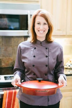 Chef Trish Wesevich