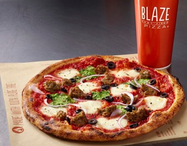 Photo by Blaze Pizza
