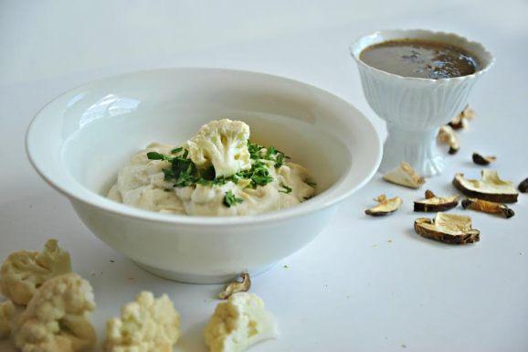 cauliflower mashed