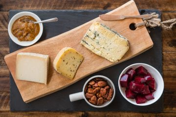 farmhouse cheeseboard