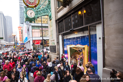 Chicago Holiday Shopping