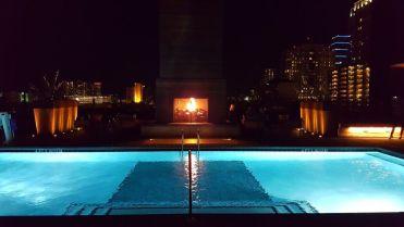 Hotel Van Zandt Rooftop Pool