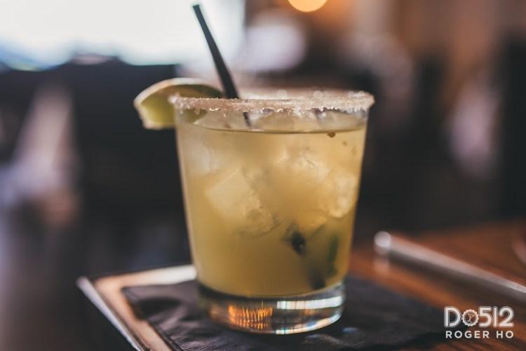 LonesomeDove Cucumber Margarita