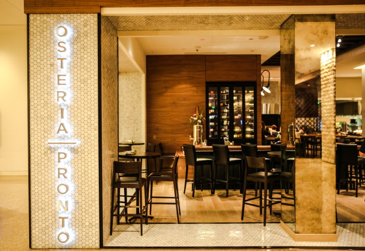 Osteria at JW Marriott