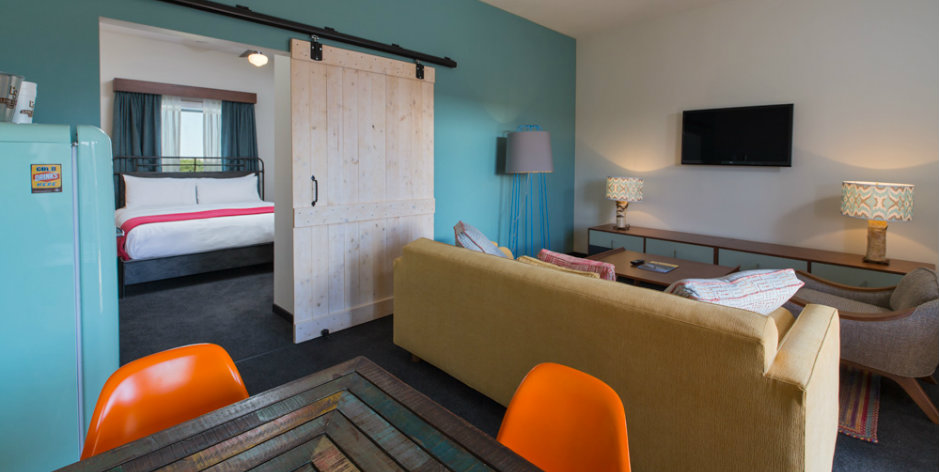 Lonestar court suite
