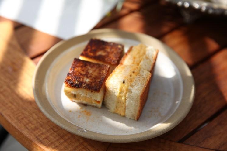 Olamaie Pimento Lady Sandwiches