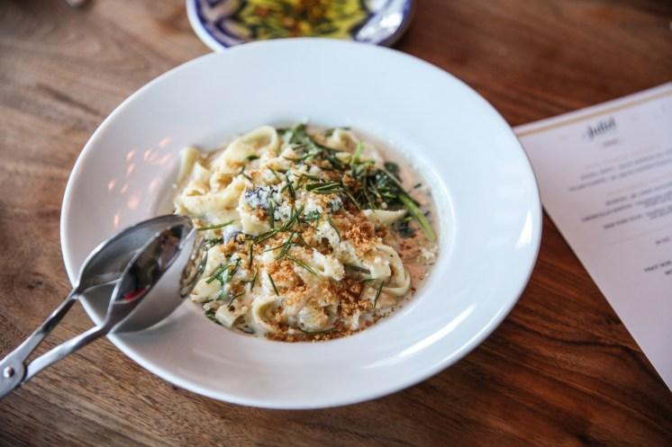 Juliet Italian Kitchen pasta