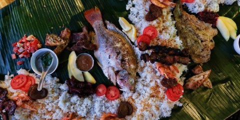 Kamayan Experience Be more Pacific