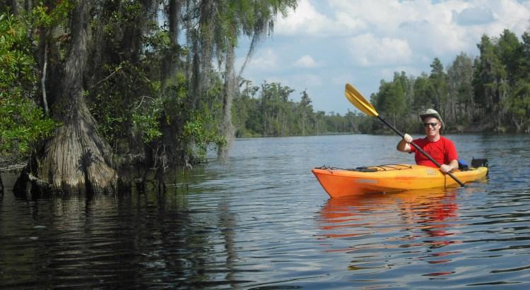 kayaking-at-stephen-c-foster-state-park