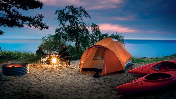 Best Camping Trailer Destinations