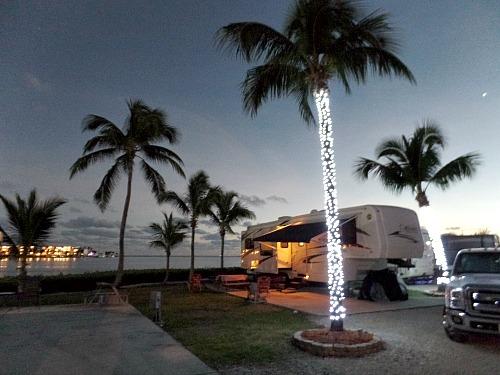 Flordia Keys Travel Trailer