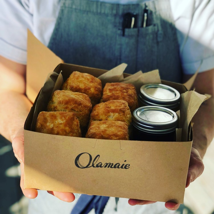 Olamaie Biscuits