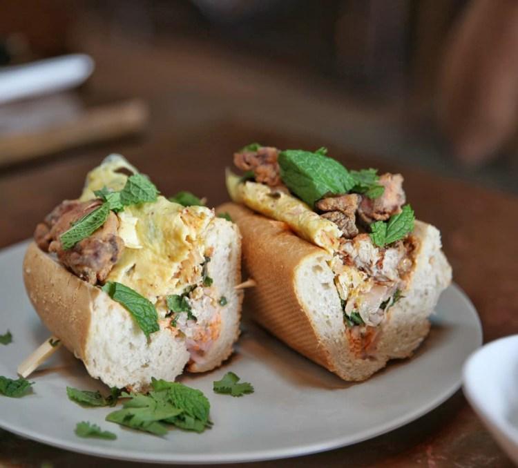 Native Brunch Sandwich