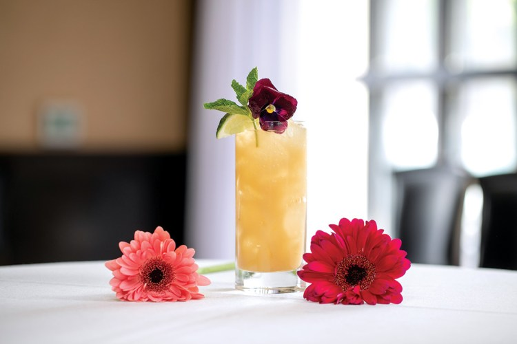 Truluck's mother's day cocktail