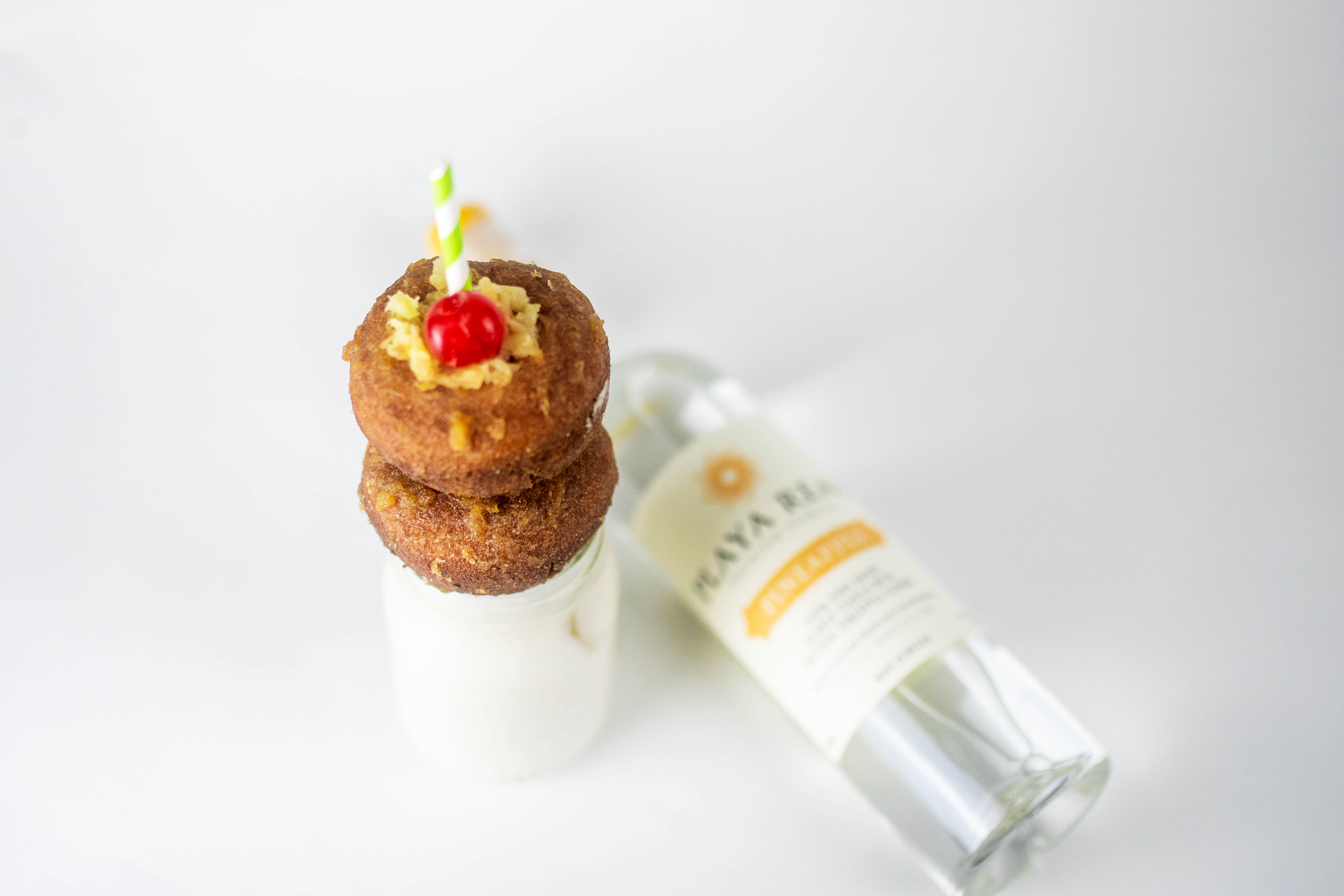 National Tequila Day, Bougies donuts