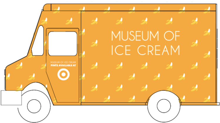 museum of ice cream truck