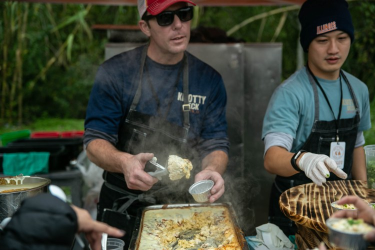 Austin Mac N Cheese Fest - Breezy Ritter