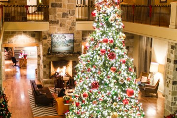 Holidays at Hyatt Regency Lost Pines