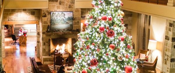 Holidays at Hyatt Regency Lost Pines