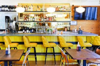 Interior - Bar Peached