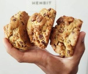 Henbit Monster Cookie
