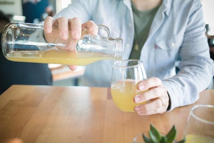 Industry Brunch Mimosa