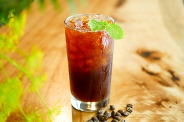 houndstooth collins coffee julep 6