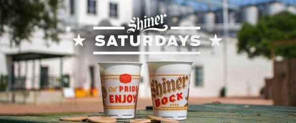 Shiner saturdays
