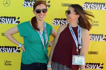 SXSW 2019 Carrie and Ashley